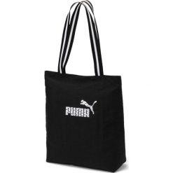 Shopper bag damskie: Puma Torba sportowa damska Wmn Core Shopper 14.6L czarna (075398 02)
