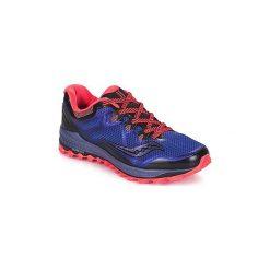 Buty do biegania Saucony  PEREGRINE. Niebieskie buty do biegania męskie Saucony. Za 589,00 zł.