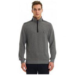 Galvanni Sweter Męski Hasty M, Szary. Szare swetry rozpinane męskie GALVANNI, m, z materiału, eleganckie. W wyprzedaży za 219,00 zł.