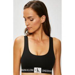 Calvin Klein Underwear - Biustonosz. Brązowe biustonosze sportowe marki Puma, z bawełny. Za 139,90 zł.