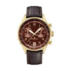 Zegarki męskie: Delbana Retro Chronograph 42601.672.6.104 - Zobacz także Książki, muzyka, multimedia, zabawki, zegarki i wiele więcej