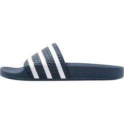 Sandały damskie: adidas Originals ADILETTE Sandały kąpielowe blue/white