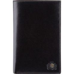 Portfel 39-1-030-1. Czarne portfele męskie marki Wittchen. Za 499,00 zł.