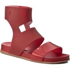 Rzymianki damskie: Sandały MELISSA – Cosmic Sandal Ad 31989 Red/Beige 51841