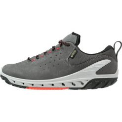 Ecco BIOM VENTURE Obuwie hikingowe dark shadow. Czarne buty sportowe damskie marki ecco. W wyprzedaży za 559,20 zł.
