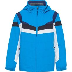 Kurtka narciarska DESCENTE ELIJAH Niebieski. Niebieskie kurtki męskie zimowe marki Volkl Performance Wear, m. Za 540,00 zł.