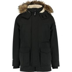 Parki męskie: Hollister Co. Parka black
