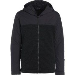 Vaude GODHAVN PADDED Kurtka Outdoor phantom black. Czarne kurtki trekkingowe męskie Vaude, m, z materiału. W wyprzedaży za 419,50 zł.