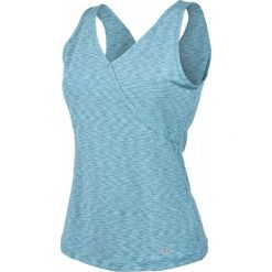 Odzież damska: Wilson Koszulka tenisowa Striated Wrap Tank W WRA726803 XS