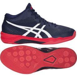 Buty sportowe męskie: Asics Buty Asics Volley Elite FF MT B700N 400 B700N 400 granatowy 44
