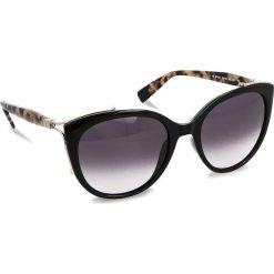 Okulary przeciwsłoneczne FURLA - Delizia 919641 D 151F REM Onyx. Czarne okulary przeciwsłoneczne damskie aviatory Furla. W wyprzedaży za 619,00 zł.