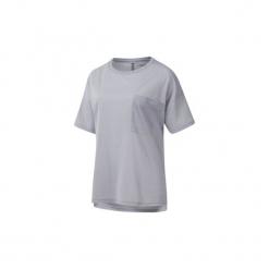 T-shirty z krótkim rękawem Reebok Sport  Koszulka Studio Nature X. Szare bluzki sportowe damskie Reebok Sport, l, z krótkim rękawem. Za 159,00 zł.