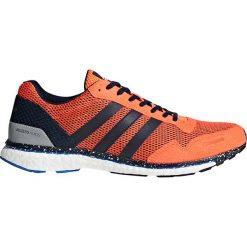 Buty sportowe męskie: buty do biegania męskie ADIDAS ADIZERO ADIOS M BOOST / BB6437 – ADIZERO ADIOS M BOOST