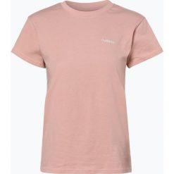 Review - T-shirt damski, różowy. Czerwone t-shirty damskie Review, m, z klasycznym kołnierzykiem. Za 29,95 zł.
