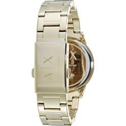 Armani Exchange Zegarek chronograficzny goldcoloured. Żółte zegarki męskie Armani Exchange. Za 879,00 zł.