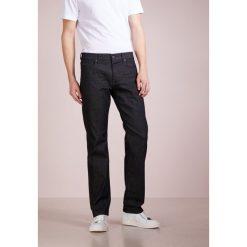 Jeansy męskie regular: BOSS ATHLEISURE MAINE Jeansy Straight Leg dark blue