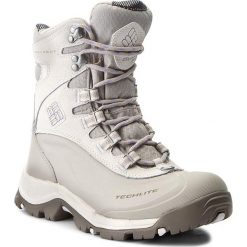 Śniegowce COLUMBIA - Bugaboot Plus III Omni-Heat BL1620 Sea Salt/Twilight 125. Szare buty zimowe damskie Columbia, z materiału, na niskim obcasie. W wyprzedaży za 409,00 zł.