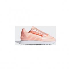 Buty do biegania Dziecko adidas  Buty N-5923. Czerwone buty sportowe dziewczęce Adidas. Za 199,00 zł.