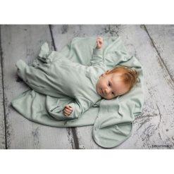 Śpiochy niemowlęce: Pajacyk MINT/ GOTS