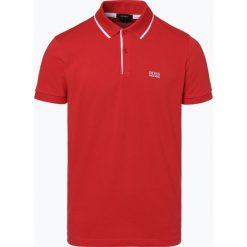 Koszulki polo: BOSS Athleisure – Męska koszulka polo – Peos 2, czerwony