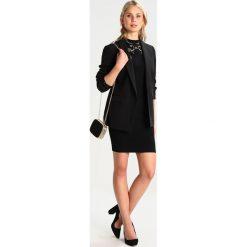 Sukienki dzianinowe: Karen Millen Sukienka dzianinowa black