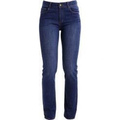 Monkee Genes EMILY Jeansy Slim Fit dark. Niebieskie jeansy damskie Monkee Genes. W wyprzedaży za 147,60 zł.