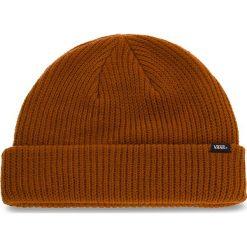 Czapka VANS - Core Basics Bea VN000K9YYFQ Sequoia. Brązowe czapki męskie marki Vans, z materiału. Za 79,00 zł.