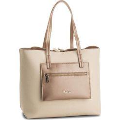 Torebka POLLINI - SC4512PP05SE160A Nude/Metal. Brązowe torebki klasyczne damskie Pollini, ze skóry ekologicznej, duże. W wyprzedaży za 389,00 zł.
