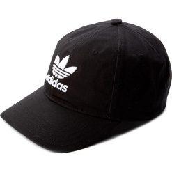 Czapka z daszkiem adidas - Trefoil Cap BK7277 Black. Czarne czapki z daszkiem damskie Adidas. Za 79,95 zł.