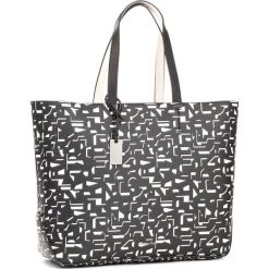 Torebka CALVIN KLEIN - Edit Large Shopper P K60K604071 908. Czarne shopper bag damskie Calvin Klein, ze skóry ekologicznej. W wyprzedaży za 419,00 zł.