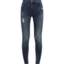 LTB TANYA Jeans Skinny Fit rene wash. Niebieskie jeansy damskie marki LTB, z bawełny. W wyprzedaży za 269,10 zł.