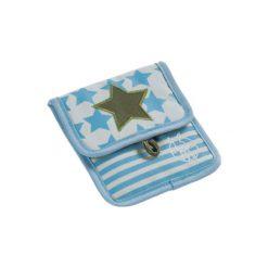 Portfele męskie: Lńssig 4Kids Mini Portfel – Starlight olive