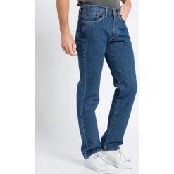 Levi's - Jeansy. Brązowe jeansy męskie z dziurami marki Levi's®. Za 299,90 zł.