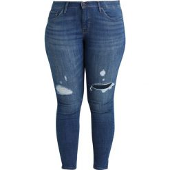 Rurki damskie: Levi's® Plus 310 PLUS SHAPING SUPER SKINNY WITH RIPS Jeans Skinny Fit blue lightning
