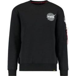 Bejsbolówki męskie: Alpha Industries NASA Bluza schwarz