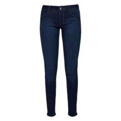 S.Oliver Jeansy Damskie 34/32 Ciemnoniebieski. Niebieskie jeansy damskie marki S.Oliver. W wyprzedaży za 199,00 zł.