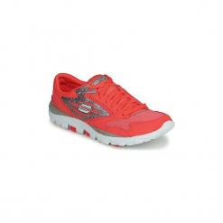 Buty do biegania Shape-Ups  GO RUN. Brązowe buty do biegania damskie marki NEWFEEL, z gumy. Za 279,20 zł.