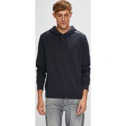 S. Oliver - Bluza. Czarne bluzy męskie rozpinane S.Oliver, l, z bawełny, z kapturem. W wyprzedaży za 159,90 zł.