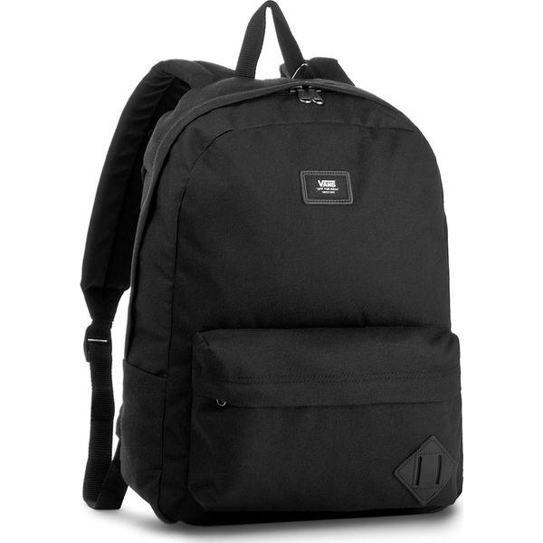 a4ac90255e7 Plecak VANS - Old Skool II Ba VN000ONIBLK 047 - Czarne plecaki ...