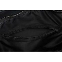 DAMSKA TOREBKA MILTON CZARNY PALOMA. Czarne torebki worki Milton, w paski, ze skóry, zdobione. Za 129,00 zł.