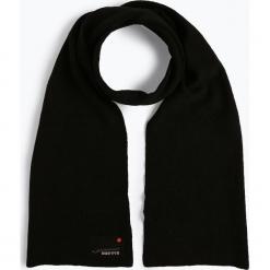 Superdry - Szalik męski, czarny. Czarne szaliki męskie Superdry, z aplikacjami, z bawełny. Za 149,95 zł.