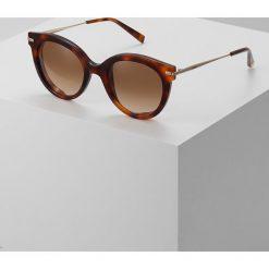 Okulary przeciwsłoneczne damskie: Max Mara NEEDLE VI Okulary przeciwsłoneczne havana goldcoloured