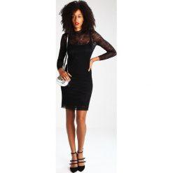 Sukienki hiszpanki: Rosemunde Sukienka etui black
