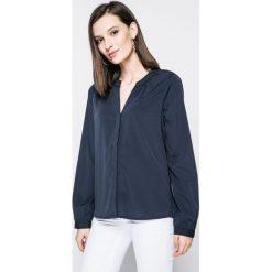 Vero Moda - Koszula. Szare koszule wiązane damskie Vero Moda, m, z elastanu, casualowe, z długim rękawem. W wyprzedaży za 39,90 zł.