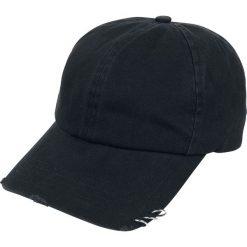 RED by EMP Who's Wearing The Cap Czapka baseballowa czarny. Czarne czapki z daszkiem damskie RED by EMP. Za 42,90 zł.