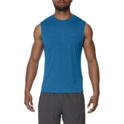 Asics Koszulka męska Ventilation niebieska r. M (141817 8154). Niebieskie koszulki sportowe męskie Asics, m. Za 147,38 zł.