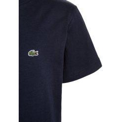 T-shirty chłopięce: Lacoste Tshirt basic navy blue