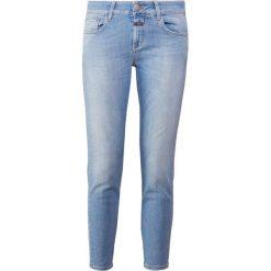 CLOSED BAKER Jeansy Slim Fit light blue sky. Niebieskie jeansy damskie relaxed fit CLOSED. Za 789,00 zł.