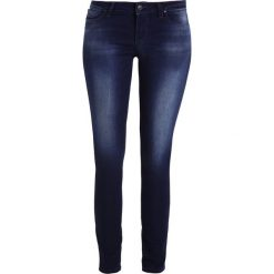 LTB DORA Jegginsy Denim. Niebieskie legginsy marki LTB, xl, z bawełny. W wyprzedaży za 149,25 zł.
