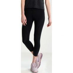 Nike Performance EPIC CROP COOL Legginsy black. Zielone legginsy marki Nike Performance, xl, z materiału. Za 379,00 zł.